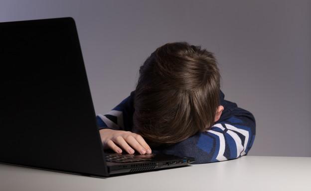 ילדים ברשת (צילום: 123RF)