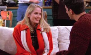"""ג'יין סיבט, """"חברים"""" (צילום: Warner Bros. Television Distribution)"""