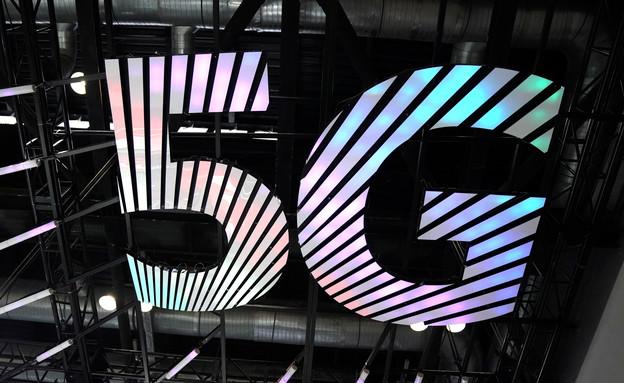 רשת סלולרית דור 5 - 5G (צילום: רויטרס)