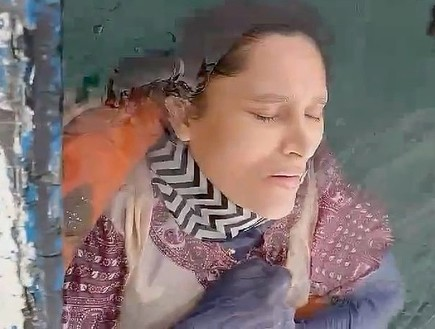 הנס של אנג'ליקה: אישה שנעדרה שנתיים נמצאה בים