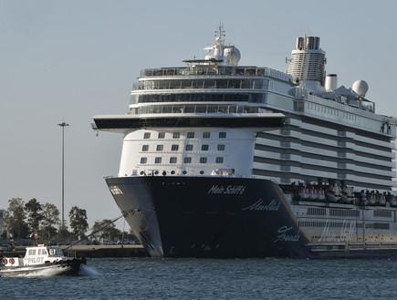 ספינת הקורונה 2? התפרצות חדשה בקרוז בים התיכון