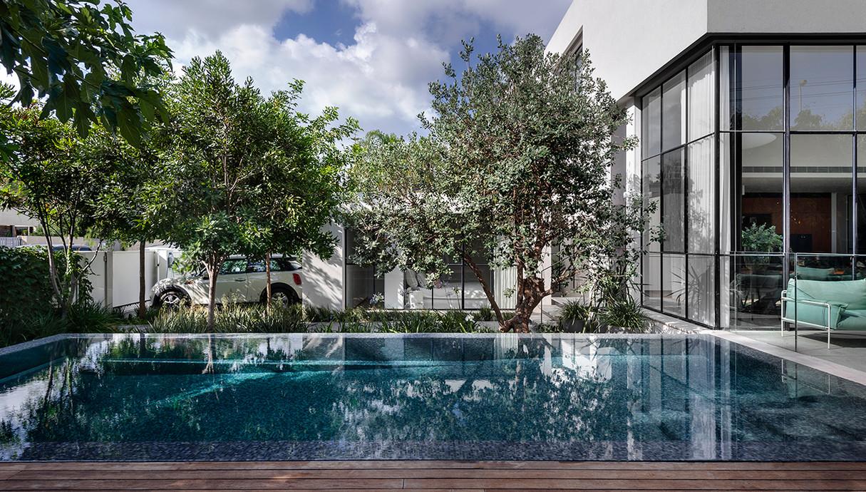 בית בתל אביב, עיצוב סמט אדריכלים - 2
