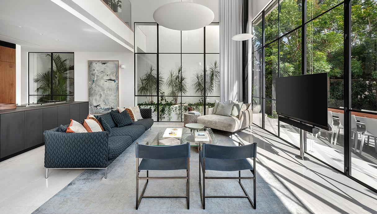 בית בתל אביב, עיצוב סמט אדריכלים - 6