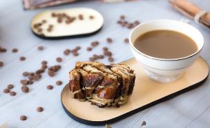 עוגת שמרים שוקולד (צילום: נופר בוגנים)