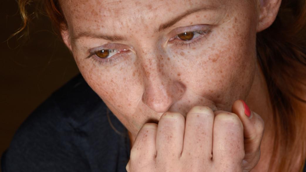 אישה עצובה (צילום: microcosmos, shutterstock)