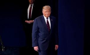"""נשיא ארה""""ב טראמפ (צילום: רויטרס)"""