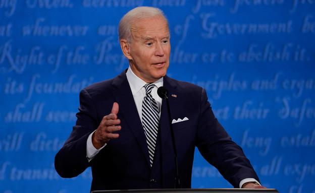 המתמודד הדמוקרטי לנשיאות ביידן (צילום: רויטרס)