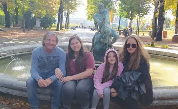 משפחת רכס אפוטקר (צילום: באדיבות המצולמים)