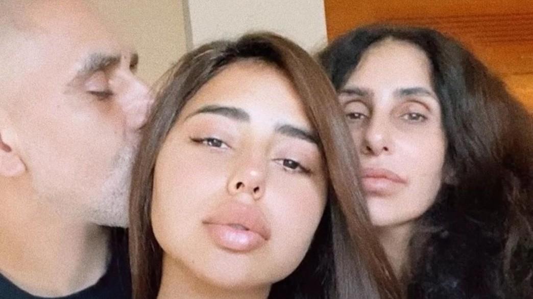 אלין כהן השתחררה מבית החולים. ספטמבר 2020 (צילום: אינסטגרם)