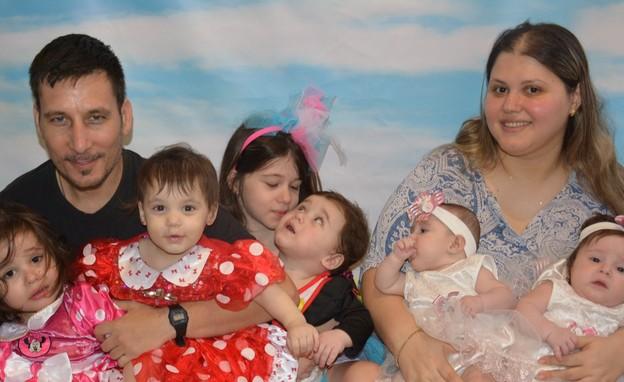 משפחת בוניאל (צילום: באדיבות המשפחה)