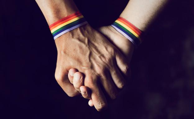 משלבים ידיים (צילום: nito, Shutterstock)