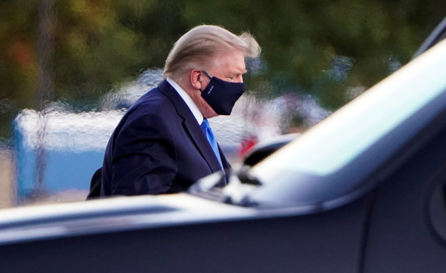 הנשיא טראמפ (צילום: reuters)