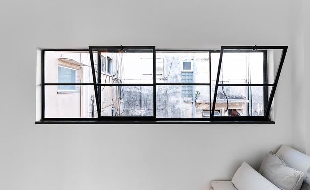 דירה בתל אביב, עיצוב נועה דניר - 2 (צילום: סיגל סבן)