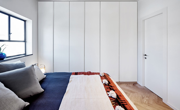 דירה בתל אביב, עיצוב נועה דניר - 6 (צילום: סיגל סבן)