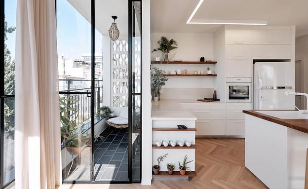 דירה בתל אביב, עיצוב נועה דניר - 7 (צילום: סיגל סבן)