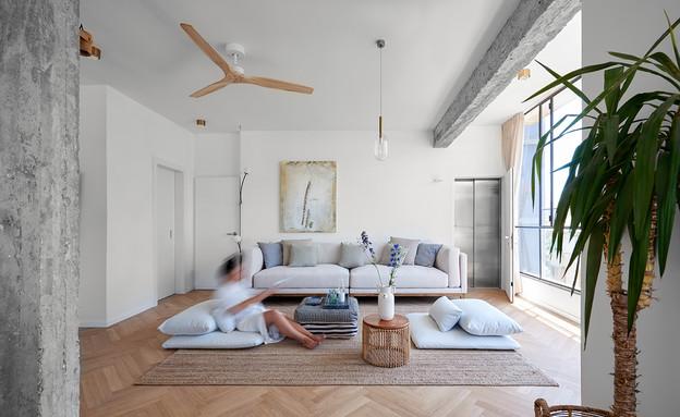 דירה בתל אביב, עיצוב נועה דניר - 14 (צילום: סיגל סבן)
