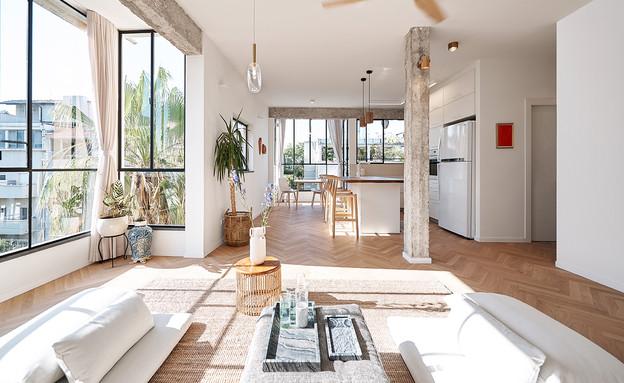 דירה בתל אביב, עיצוב נועה דניר - 18 (צילום: סיגל סבן)