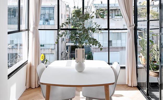 דירה בתל אביב, עיצוב נועה דניר, ג - 6 (צילום: סיגל סבן)