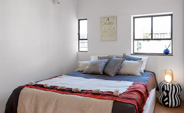 דירה בתל אביב, עיצוב נועה דניר, ג - 7 (צילום: סיגל סבן)