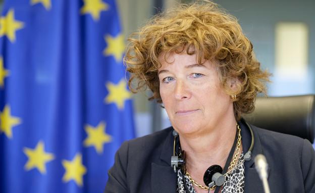 הטרנסג'נדרית הבכירה ביותר באיחוד האירופי (צילום: Thierry Monasse, Getty Images)