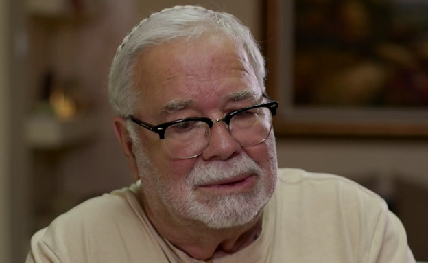 יהודה בארקן בראיון ל״אנשים״ (צילום: מתוך אנשים, שידורי קשת)