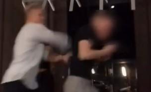 צילום מתוך סרטון הטיק הטוק שהופץ