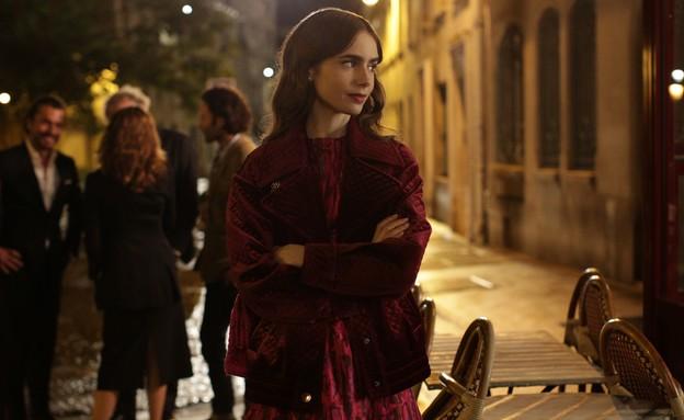 """אמילי בפריז (צילום: יח""""צ באדיבות Netflix)"""