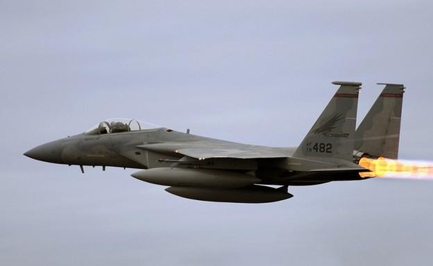 הדגם (צילום: Staff Sgt. Brandon Boyd/USAF)