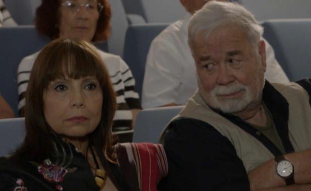 """יהודה בארקן חוזר למסך הגדול (צילום: מתוך """"אהבה בשלייקס"""", יונייטד קינג)"""