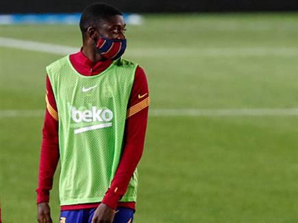 דמבלה. אין לו מקום בברצלונה? (GETTY) (צילום: ספורט 5)