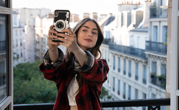 """מתוך """"אמילי בפריז"""" (צילום: Stephanie Branchu/Netflix)"""
