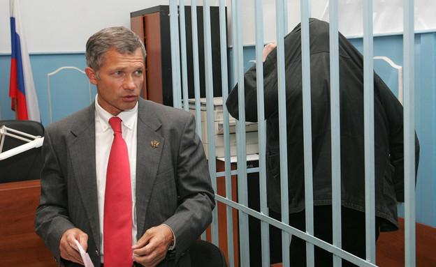 עורך הדין איגור טרונוב (צילום: MAXIM MARMUR/AFP, GettyImages)