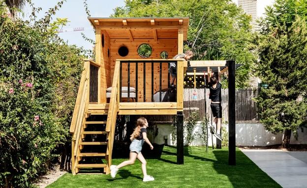 חדרי הילדים הכי כיפיים (צילום: איתי בנית)
