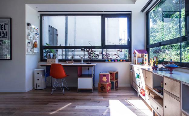 חדרי הילדים הכי כיפיים (צילום: יואב גורין)