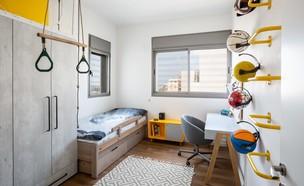 חדרי הילדים הכי כיפיים (צילום: הילה עידו)