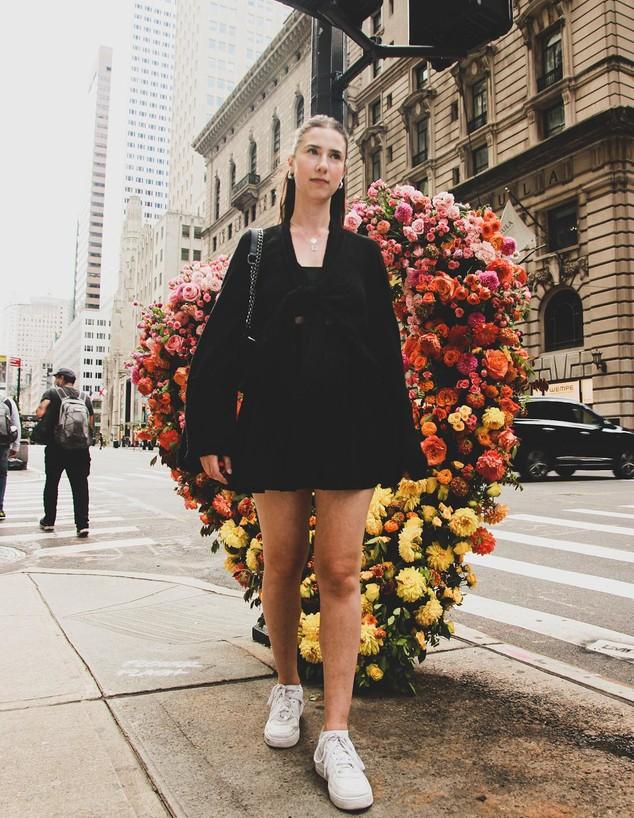 עמית פרידמן, סטודנטית ללימודי אופנה בניו יורק (צילום: דניאל קליין | באדיבות המצולמת)