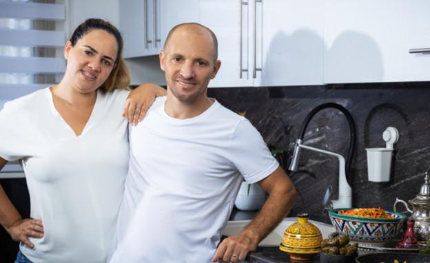 אבי ולילי, זוג בשלנים (צילום: יאמי)