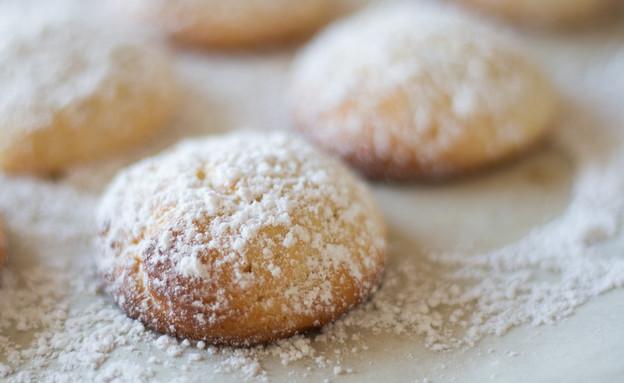 עוגיות גבינת שמנת לימוניות  (צילום: קרן אגם, אוכל טוב)