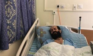 מאהר אחרס, אסיר מנהלי פלסטיני השובת רעב