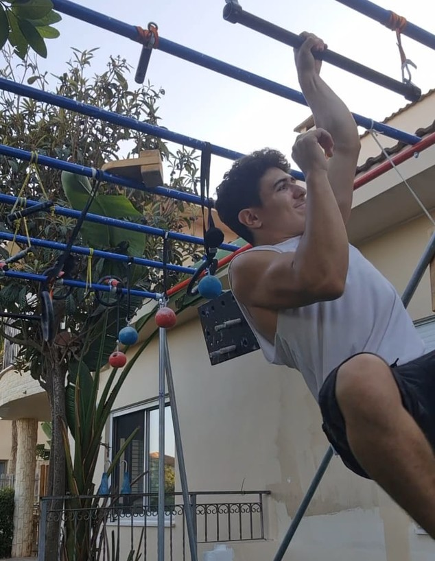 אוהד בובר (צילום: באדיבות המצולם)