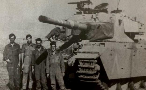 המחווה (צילום: חטיבה 188)