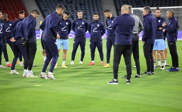 נבחרת ישראל בכדורגל (צילום: ההתאחדות לכדורגל)