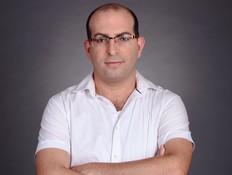 נועם שפלטר, מייסד שותף בבי ריץ מיידסט, נציגי גרנט  (צילום: אוהד ארד, באדיבות המצולם)