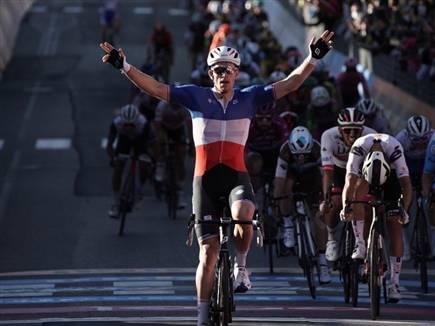 (ג'ירו ד'איטליה, רשמי) (צילום: ספורט 5)
