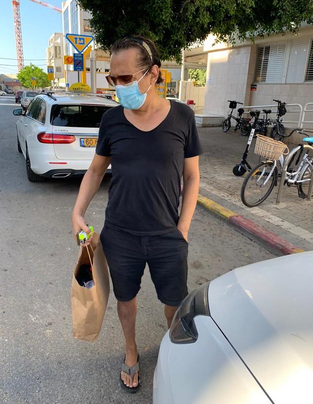 יזהר כהן (צילום: צ'ינו פפראצי)