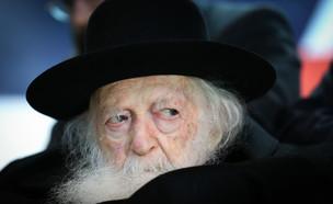 הרב חיים קנייבסקי (צילום: דויד כהן, פלאש 90)