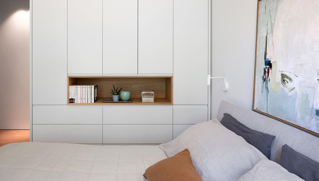 דירת גן בתל אביב, עיצוב ענת לזר - 8