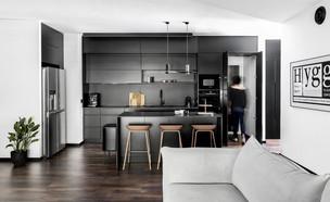 דירה בגני תקווה, עיצוב ליאת פוסט - 16 (צילום: איתי בנית)