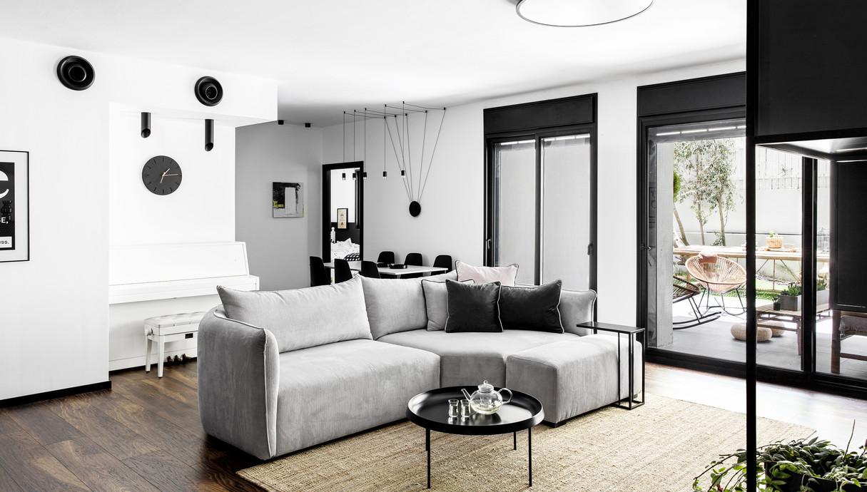 דירה בגני תקווה, עיצוב ליאת פוסט - 22