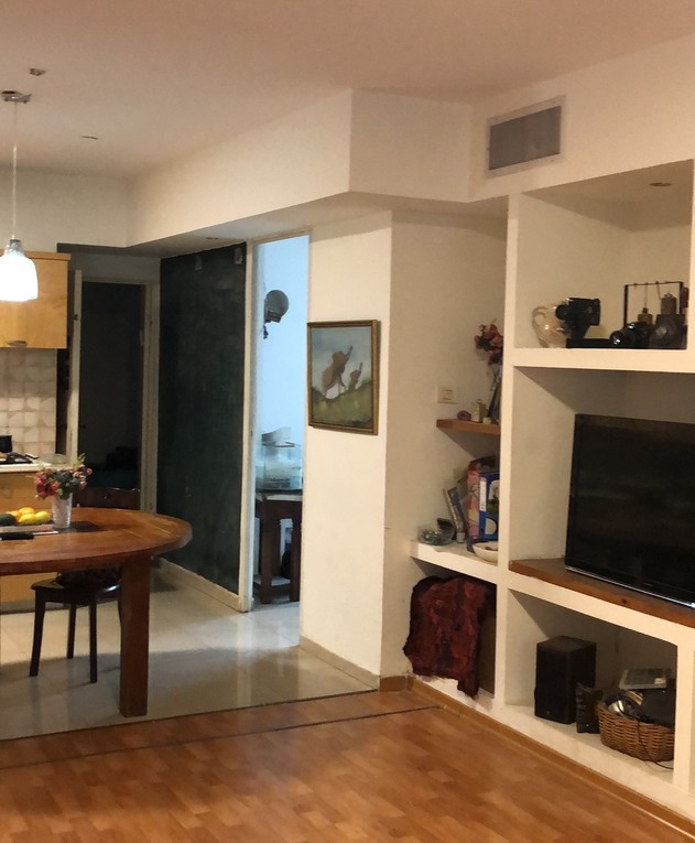 דירה בגני תקווה, עיצוב ליאת פוסט, ג, לפני שיפוץ - 3